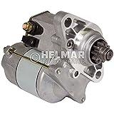 1fz engine - Toyota Forklift Starter Heavy Duty 28100-32850-HD Straight Drive :No Gear Reduction Yes Volt 12 Teeth 10 Engine 1FZ Diesel