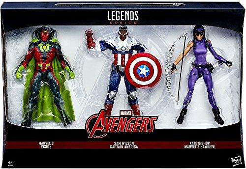 Marvel Legends Avengers Series 3-Pack