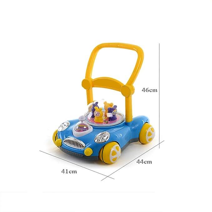 BPFQAH Andador, Carro Infantil Desmontable para niños, Coche de ...