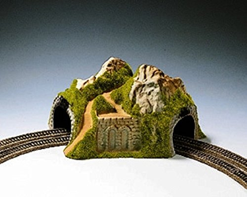 Top Model Train Tunnels