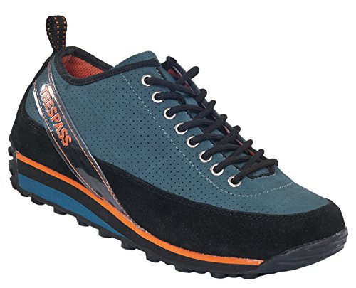 Trespass bluebottle, Scarpe da Atletica Leggera Donna Verde Green (Mallard) 39 1/3