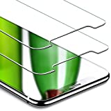 ESR iPhone X Screen Protector, 2-Pack iPhone X Tempered Glass Screen Protector with Installation Kit [Force Resistant Up to 22 Pounds] Case Friendly for iPhoneX 5.8-inch 2017