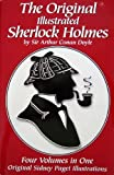 The Original Illustrated Sherlock Holmes, Arthur Conan Doyle, 1879582252