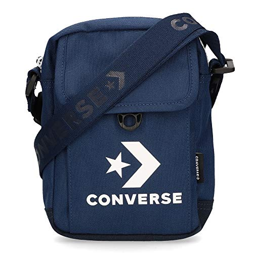 Converse Converse Cross Body 2 10008299-A03 Messenger Bag 22 centimeters 4 Blue (Navy)]()