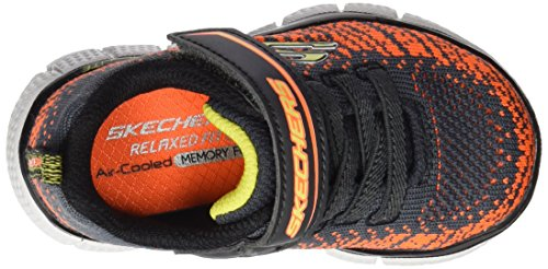 Skechers Equalizer 2.0, Zapatillas para Niños Gris (Ccor)