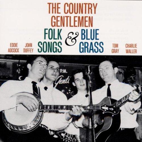 Folk Songs & Bluegrass (Gentlemen Cd)