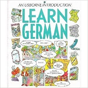 Book Learn German [An Usborne Introduction]