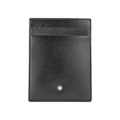 Montblanc Meisterstck Pocket 4cc with Id Card Holder- ()