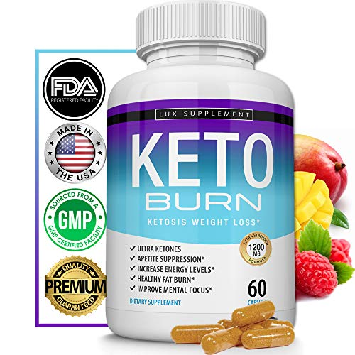 Keto Burn Pills Weight Loss