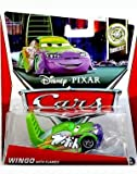 Disney/Pixar Cars 2013 Tuners Wingo With Flames #4/10