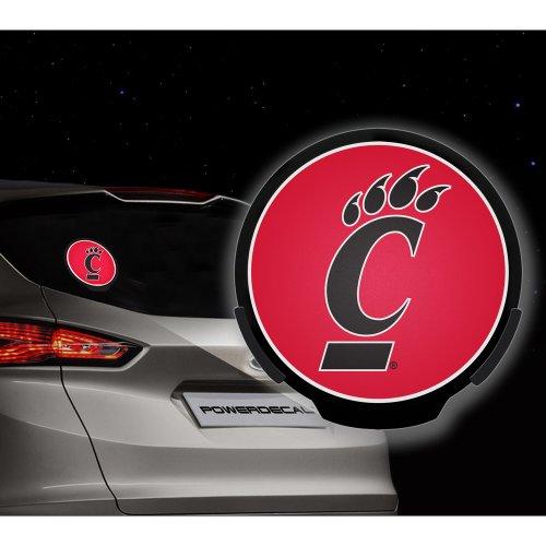 - Cincinnati Bearcats Light Up Power Decal