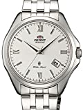 Orient Men's 'Herald' Japanese Automatic Stainless Steel Dress Watch, Color:Silver-Toned (Model: SER1U002W0)