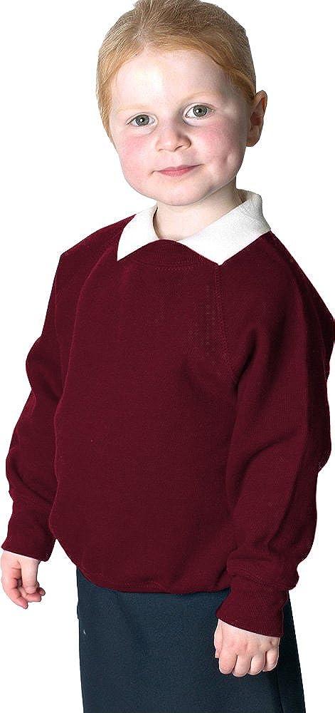 DON Last Man Stands Boys Girls Unisex Jumper Sweatshirt Crew Round Neck School Uniform Ages 1-14 UK