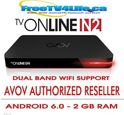 AVOV TVONLINE N2 4K: Amazon ca: Tools & Home Improvement