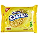 Oreo Sandwich Cookies, Lemon Creme, 15.25 Ounce (Pack of 12)