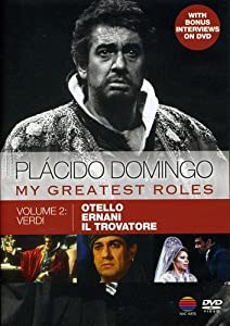 My Greatest Roles Volume 2: Verdi [DVD] [2011]