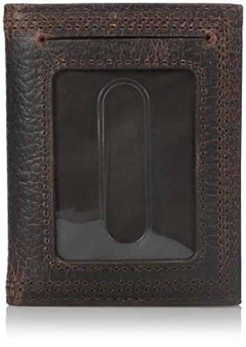 Ariat Men's Rowdy Bifold Money, Brown, One Size