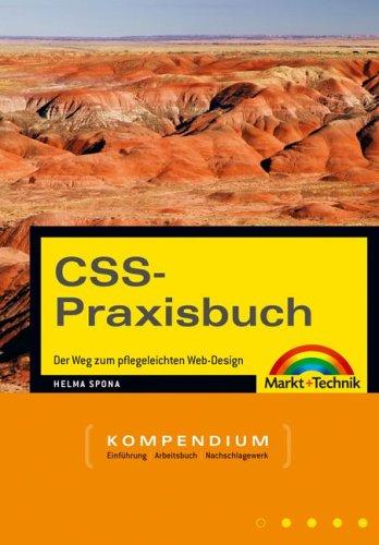 CSS-Praxisbuch: Der Weg zum pflegeleichten Web-Design (Kompendium/Handbuch)