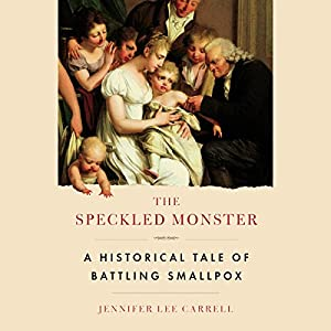 The Speckled Monster Audiobook