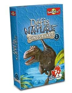 Bioviva Juego de cartas Dinosaurios (101012114) (importado)