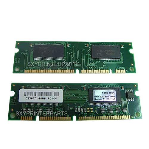 Printer Parts Yoton Refurbished 90/% New Memory RAM 64MB for HP LJ5200 8150