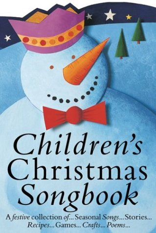 Children's Christmas Songbook Not Available Music Sales Corp Musique - danse Novelty & Activity Books