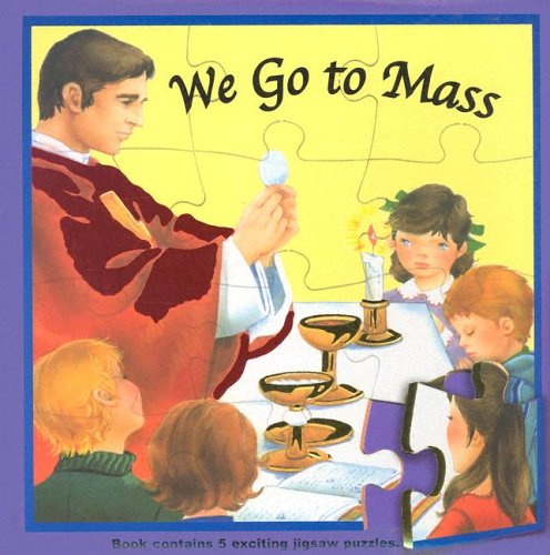 Download We Go to Mass (St. Joseph Puzzle Books) ebook