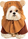 #10: Rubie's Star Wars Collection Pet Costume, Small, Ewok