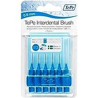 TePe Interdental Brush Blue 0.6mm Pack of 6