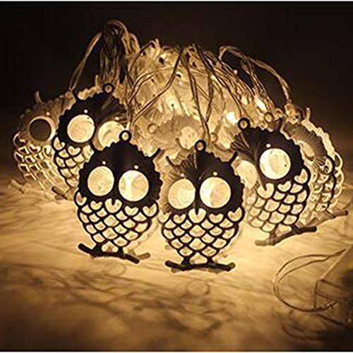 Owl Outdoor Camping Lights