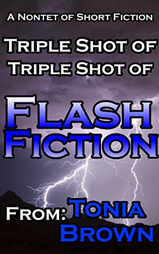book cover of Triple Shot of Triple Shot of Flash Fiction