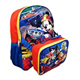 Disney Mickey Mouse Backpack with Detachable Insulated Lunch Bag