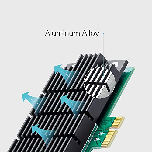 Image result for Heat Sink for Better Stability The Heat Sink helps to dissipate heat generated by the adapter, which in turn increases performance and improves stability. What's more, lower temperatures ensure an increased adapter lifespan.