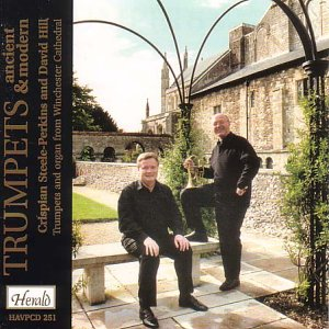 - Trumpets Ancient & Modern: Trumpets and Organ from Winchester Cathedral