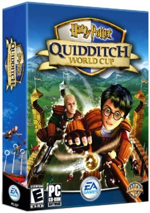 Harry Potter Quidditch World Cup - Gamecube Artist Not Provided Electronic Arts 14633146578 Action / Adventure Games