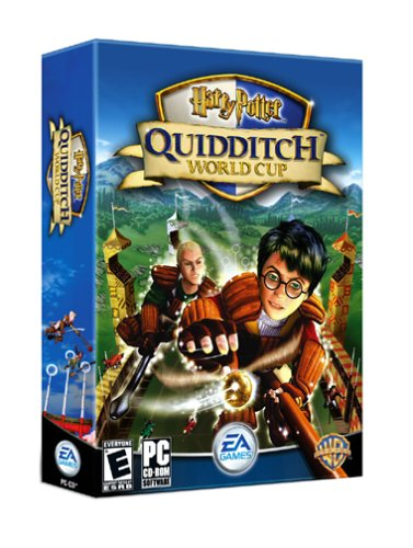 Price comparison product image Harry Potter: Quidditch World Cup