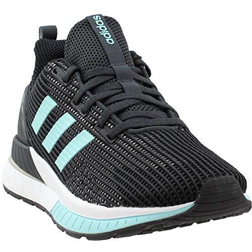 - adidas Women's Questar Tnd W, Carbon/Clear Aqua/Core Black, 9 Medium US