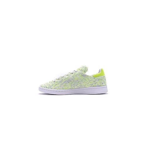 separation shoes 455ce 0408c adidas Originals - Zapatillas de Deporte de Otra Piel Mujer, Amarillo  (amarillo), 38 2 3  Amazon.es  Zapatos y complementos