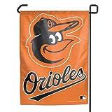 """MLB Baltimore Orioles WCR28061013 Garden Flag, 11"""" x 15"""""""