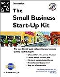 The Small Business Start-Up Kit, Peri Pakroo, 0873379241