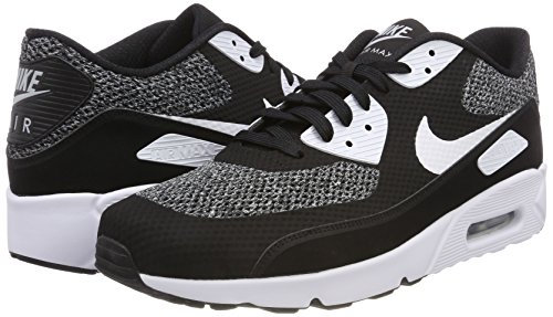 Silver 2 metallic Sneakers Air wolf Max Homme Grey 90 black Essential Nike Ultra white 019 Basses 0 Multicolore I61Fpwwq