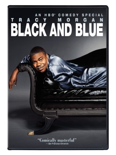 Tracy Morgan: Black and Blue by HBO HOME VIDEO