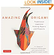 #7: Amazing Origami Kit: Traditional Japanese Folding Papers and Projects [144 Origami Papers with Book, 17 Projects]