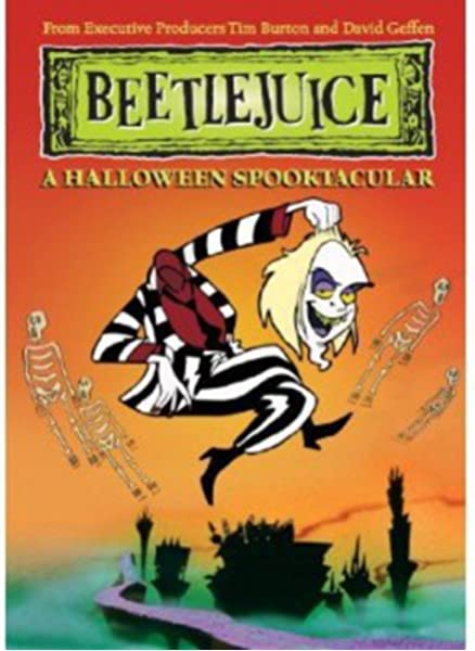Amazon Com Beetlejuice A Halloween Spooktacular Stephen Ouimette John Halfpenny Movies Tv