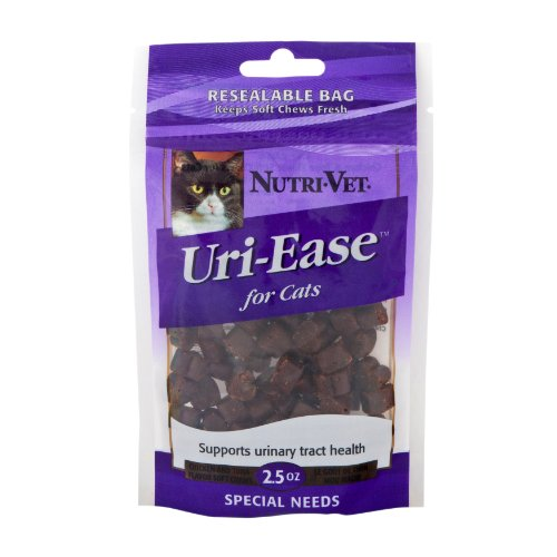 Nutri-Vet Uri-Ease Soft Chews, 2.5 Ounce