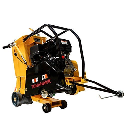 TFS18 18 in. Walk Behind Concrete Saw Cutting Floor w/13 HP Honda GX390 Engine (w/o blade)