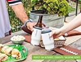 REDUCE 4-in-1 Stainless Steel Bottle and Can