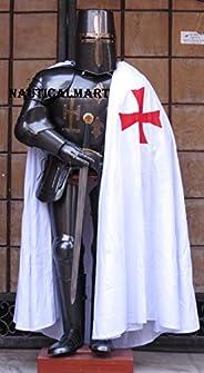 NAUTICALMART Medieval Knight Crusader Suit of Armor Full Body Armour