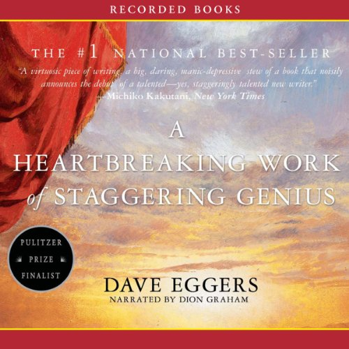 A Heartbreaking Work of Staggering Genius Audiobook [Free Download by Trial] thumbnail