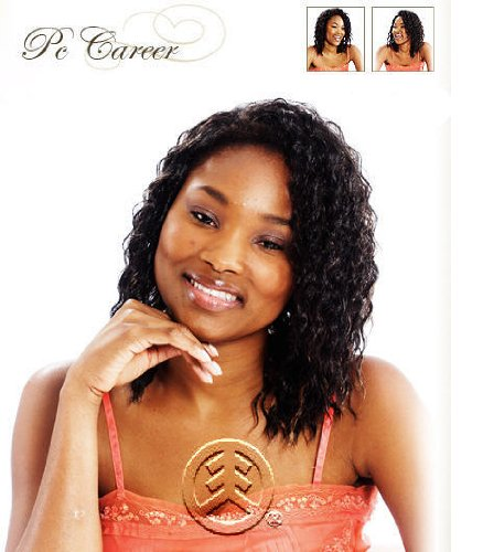 Junee Fashion Half Wig PC Career Color: FS4/27